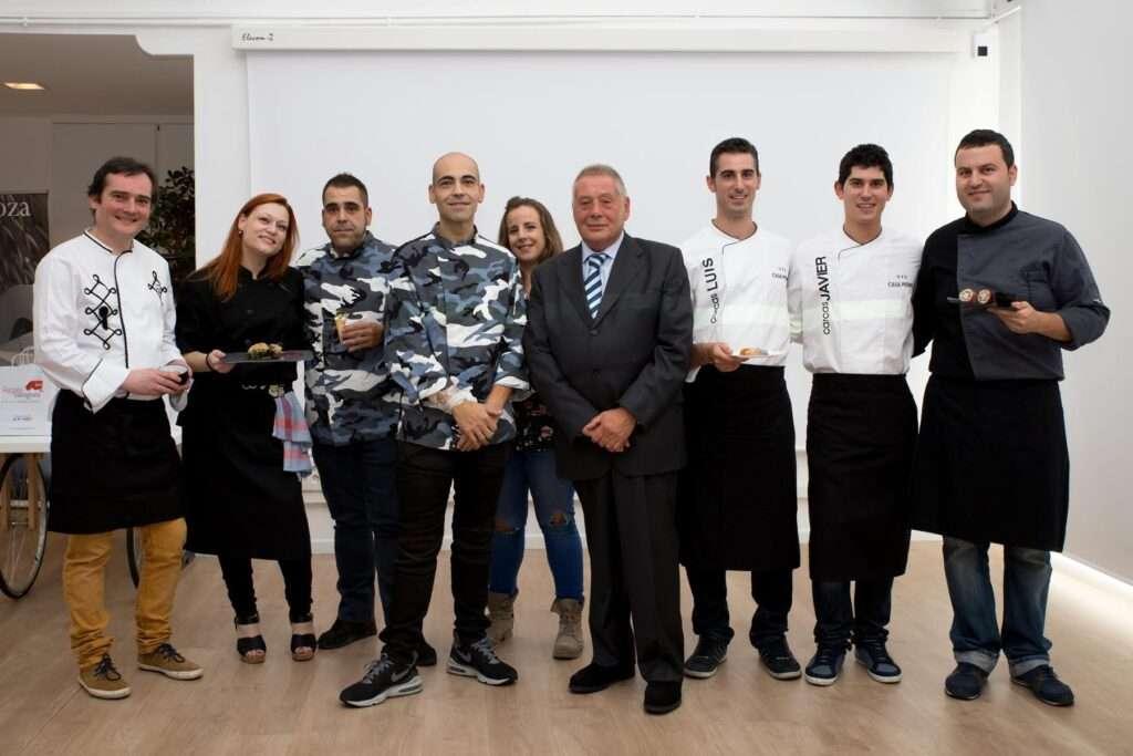 Zaragoza concurso de Tapas