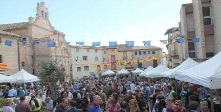 """Magallón organiza la tercera edición de su Feria del Vino y del Aceite """"Saborea Magallón"""""""