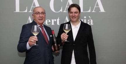 FINO LA CALA, LA APUESTA DE  GONZÁLEZ BYASS Y LA CALA DE ALBERT ADRIÀ