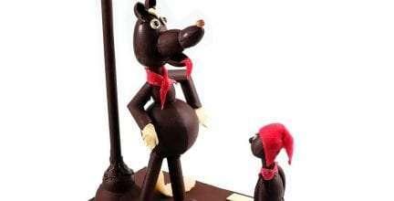 Pastelería Ascaso sigue apostando por el chocolate con la creación de nueva monas de Pascua