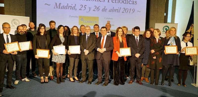 Premio al mejor diario gastronómico El gastrónomo