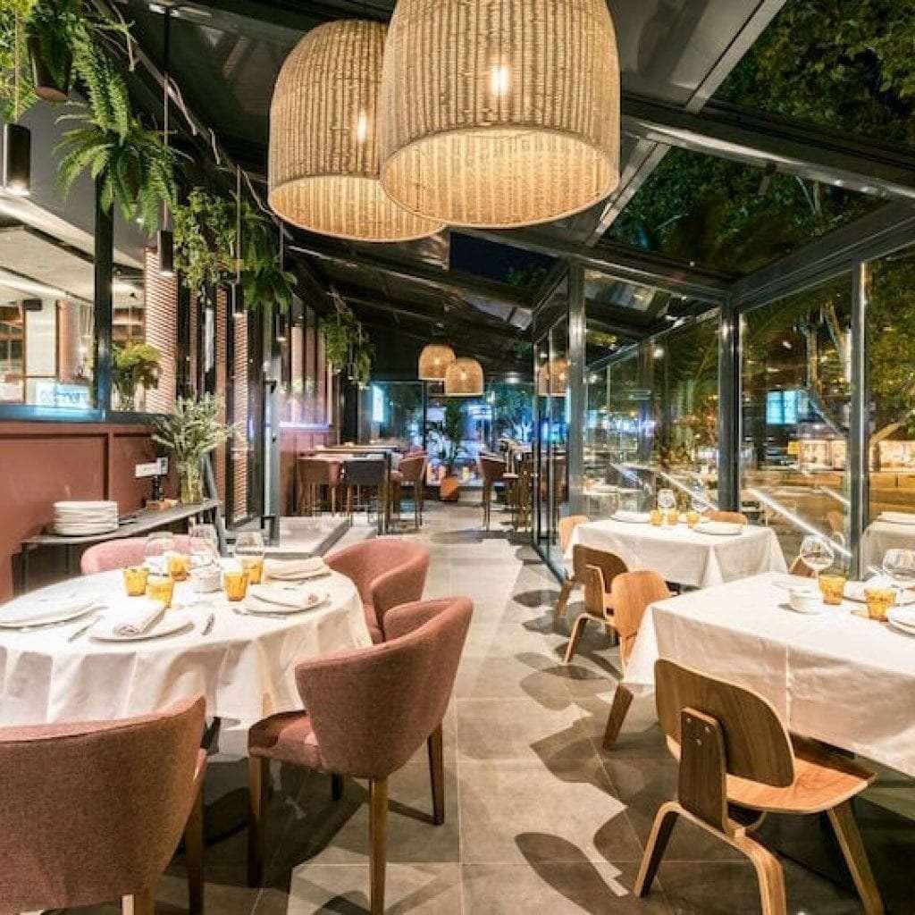 restaurante Rocacho Madrid