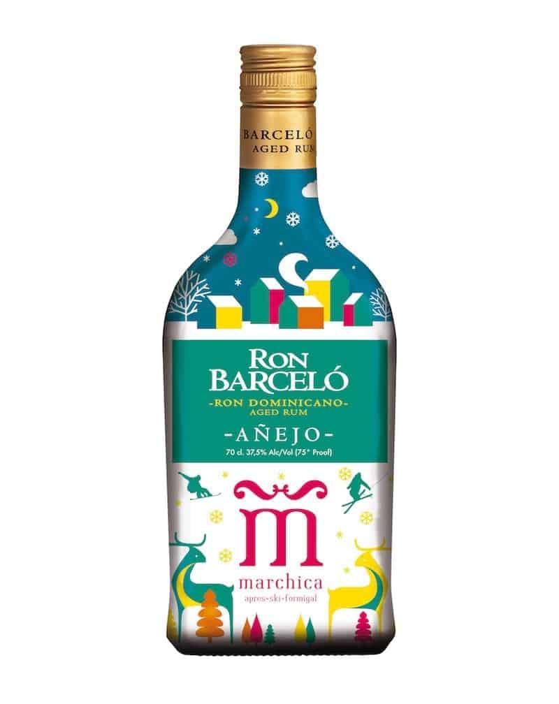 Botella NAVIDAD17 Marchica_Frontal