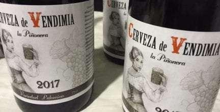 La cerveza de La Piñonera tiene vocación de vino