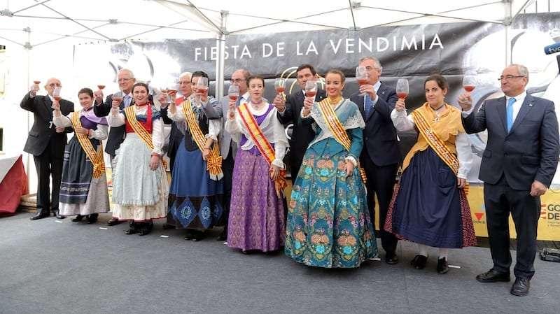 Campo de Borja Vendimia