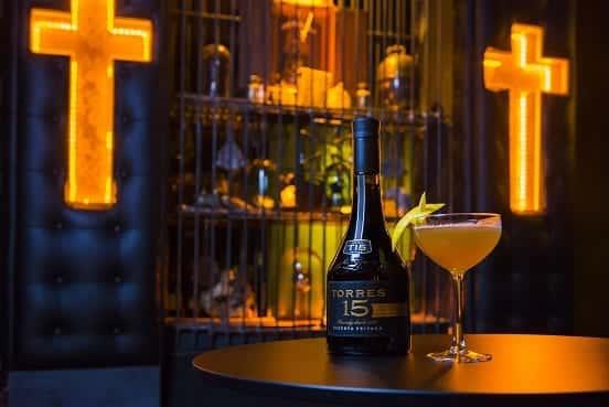 Cócteles de autor para descubrir Torres Brandy en Madrid