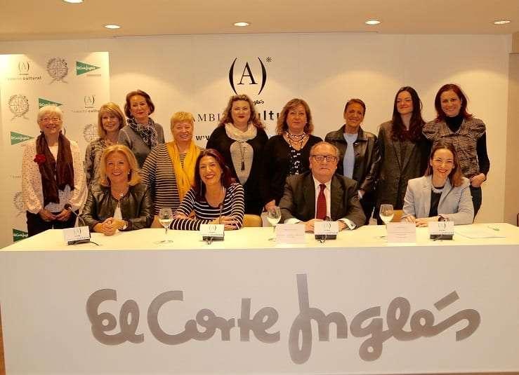 La Academia Aragonesa de Gastronomía inicia un nuevo curso en el Ámbito Cultural de El Corte Inglés de Zaragoza