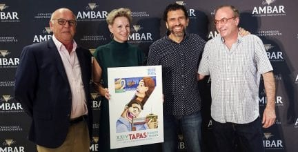 El XXIV Concurso de Tapas, con los niños hospitalizados y Believe in Art