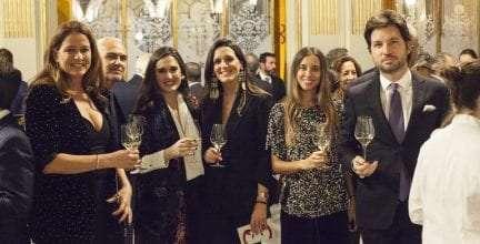 Forbes celebra su centenario en la Bolsa de Madrid