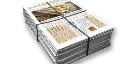 Nace 'El Gastrónomo Zaragozano', primer periódico gratuito,  especializado en gastronomía