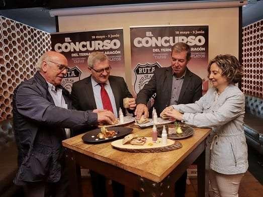 El Concurso del Ternasco de Aragón sale de RUT.A.