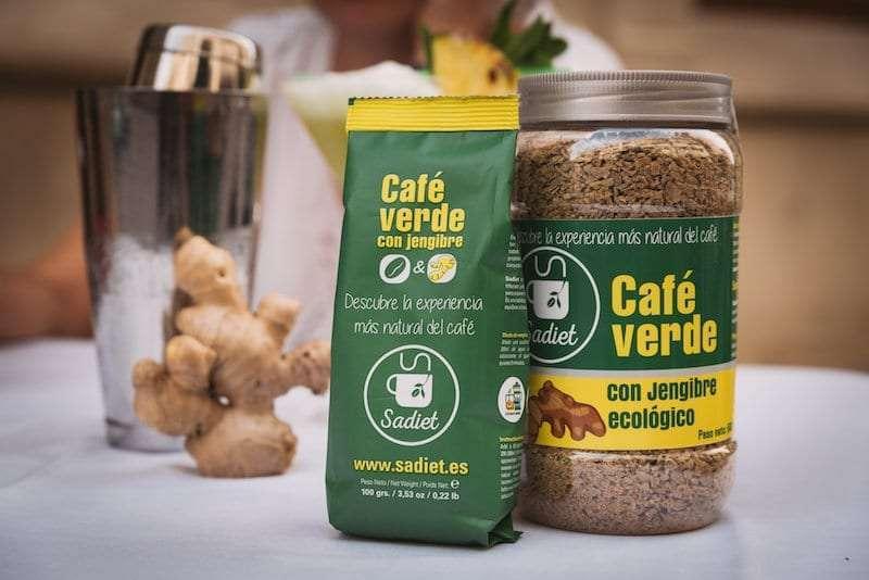CAFÉ VERDE: LA MEJOR FORMA DE ADELGAZAR SANO DESPUÉS DE NAVIDAD