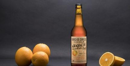 La naranja de Valencia, protagonista de la nueva edición de Fábrica de Cervezas Estrella Galicia