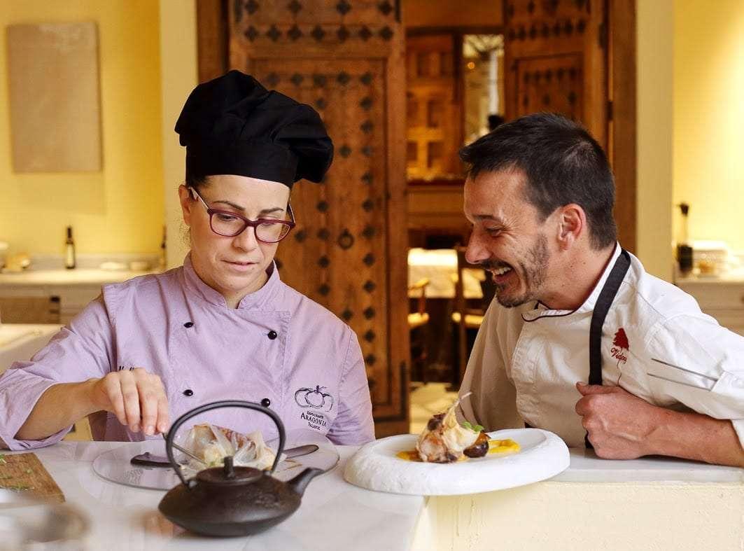 """""""Aragonia Culinaria""""cuatro experiencias gastronómicas"""