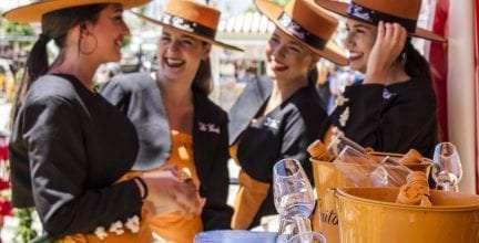 La Guita lidera la Feria de Sevilla