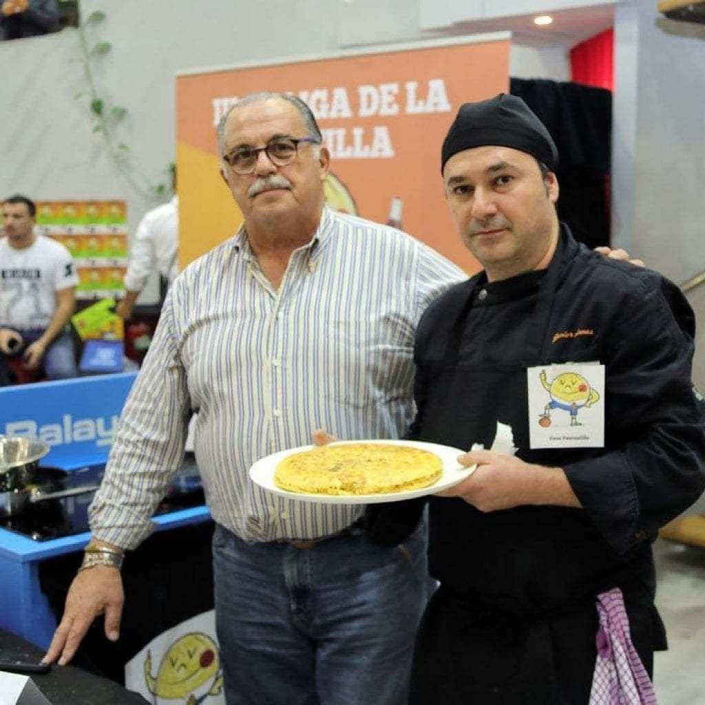 LIga de las tortillas final casa pascualillo