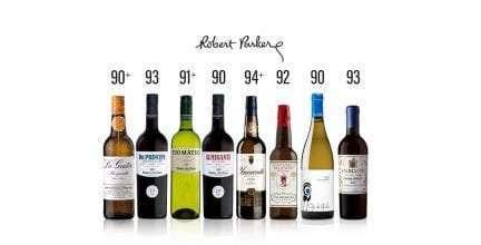 21 vinos de José Estévez, S.A. por encima de los 90 puntos Parker
