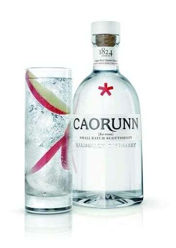 La ginebra artesanal Caorunn renueva su imagen