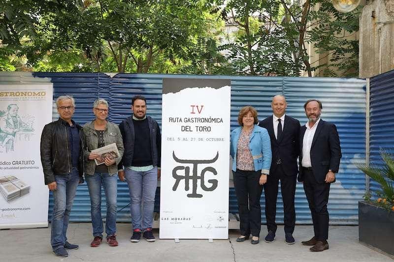 Cincuenta establecimientos hosteleros de Zaragoza participan en la IV Ruta Gastronómica del Toro