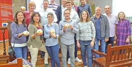 La DOP Cebolla Fuentes de Ebro seguirá investigando para ampliar su período de  comercialización