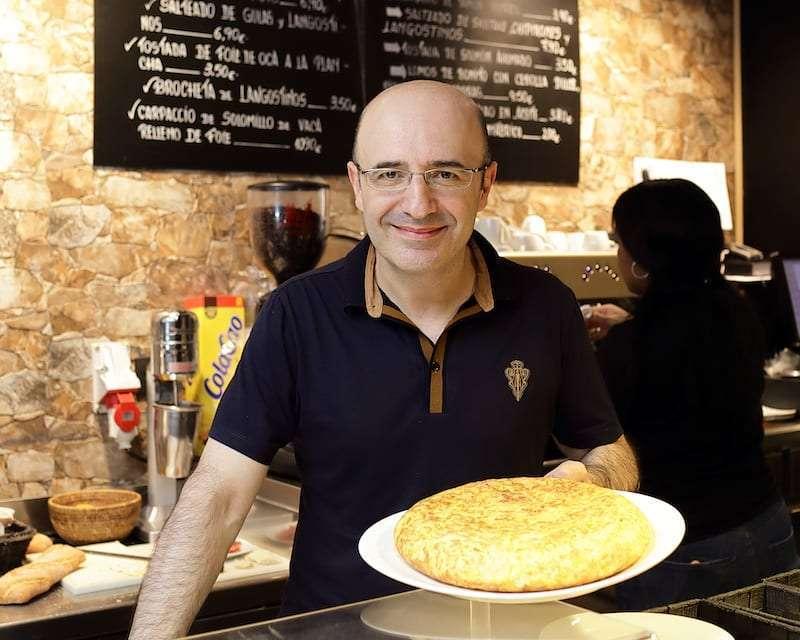 La liga de la tortilla