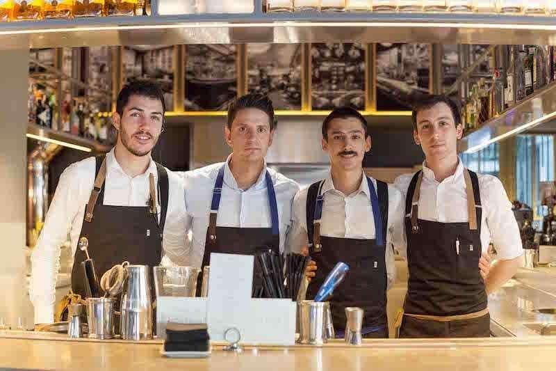 Desayuno con cócteles, la moda del brunch llega a Zaragoza en Garbo