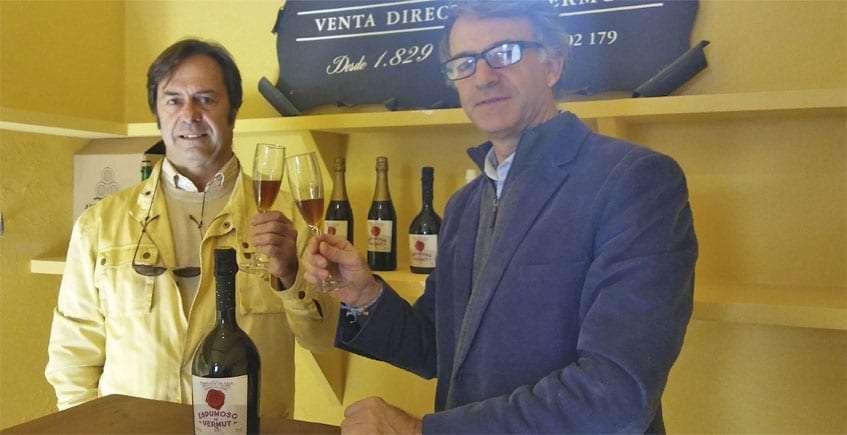 Dos empresas de la provincia de Cádiz unen esfuerzos para poner en el mercado un novedoso vermut espumoso