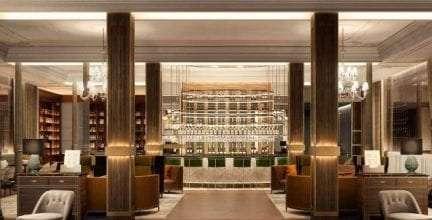 El hotel de lujo más antiguo de Madrid vuelve en 2018