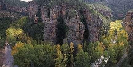 10 insólitas sorpresas que aguardan al viajero en el Alto Tajo