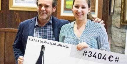 3404, la joven apuesta de Bodega Pirineos que ya es tendencia en Aragón