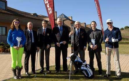 Campeonato de Golf y Sky