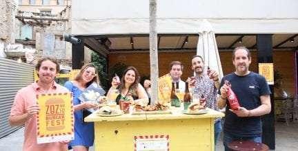 La Zaragoza Burger Fest llenará la provincia con 69 propuestas para todos los gustos