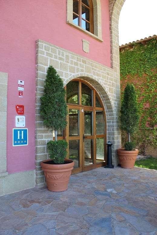 Nuevo hotel en bodegas San Valero