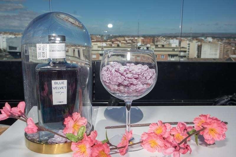 Gin Blue Velvet