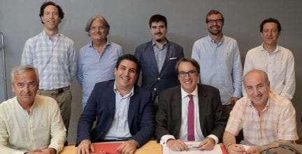 """Bodegas Care comienza su nuevo proyecto """"Careñena"""" el vino del Centenario del Parque de Ordesa y Monte Perdido"""