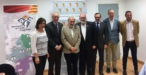 Juan Barbacil, ha sido premiado por la Asociación de Ferias Aragonesas