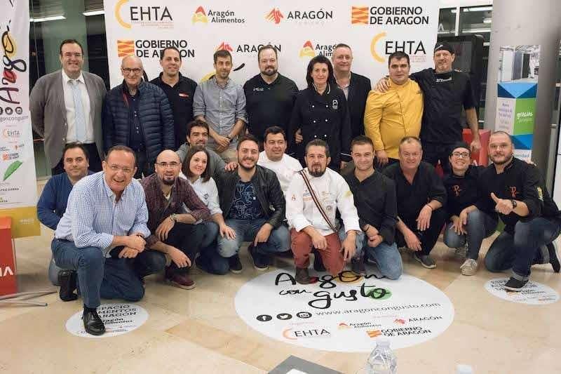 Las mejores tapas de Aragón en directo