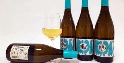 IMPÁS, el primer vino blanco de Alta Enología de Bodega Pirineos