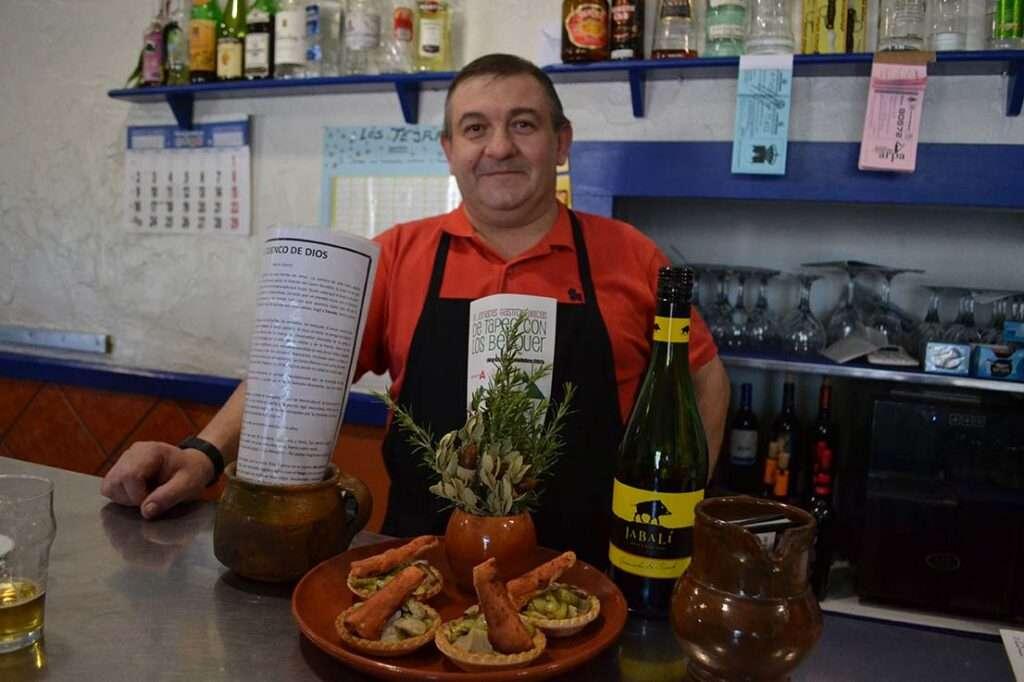 """Jornadas Gastronómicas """"De tapeo con los Bécquer"""" en Tarazona y el Moncayo"""