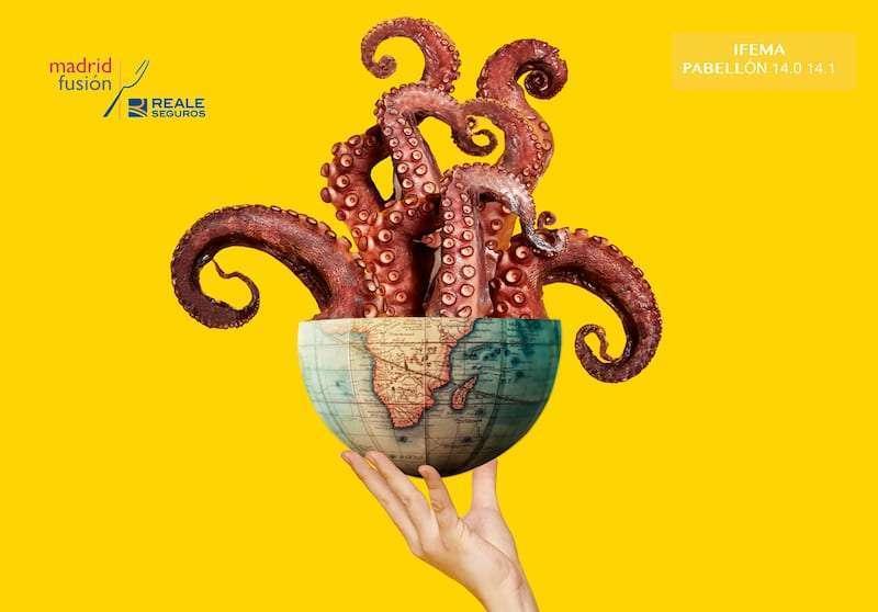 Hoy abre sus puertas Madrid Fusion 2020