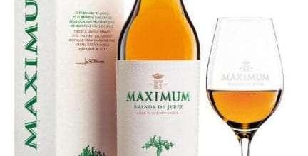 Grupo Estévez revoluciona el brandy de Jerez con su nueva marca Maximum