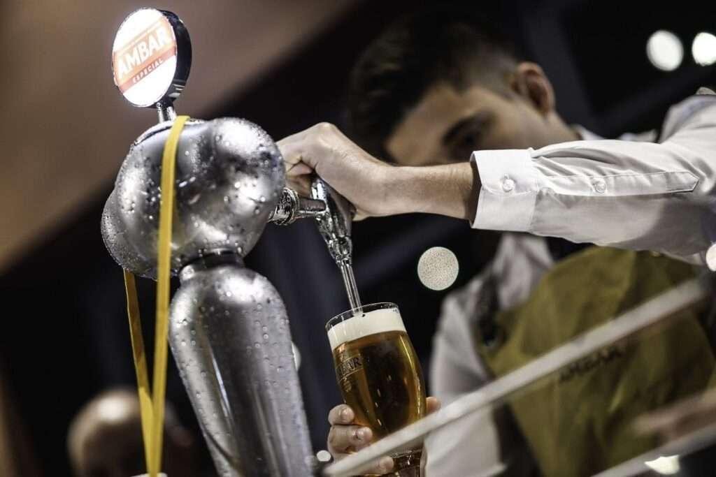 Ángel Campo, Brand Ambassador de Cervezas Ambar