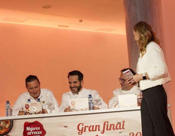 Concurso de arroces de España