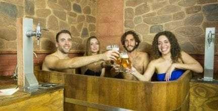 El primer spa dedicado a la cerveza en España ha nacido en Granada