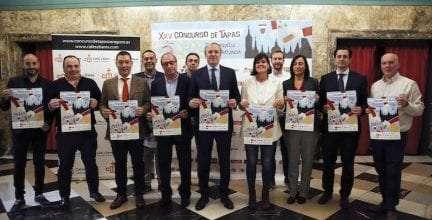 El Concurso de Tapas de Zaragoza y provincia celebra sus bodas de plata