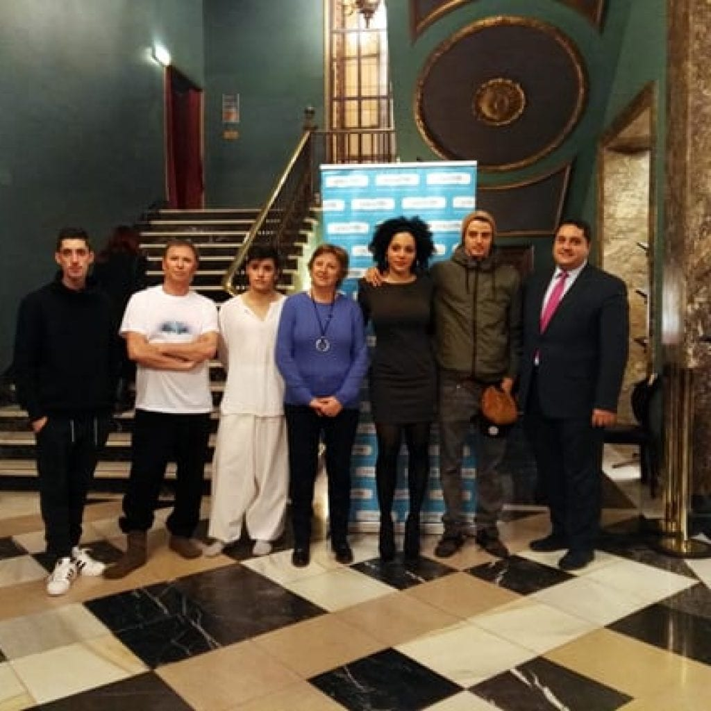Unicef ,gala en Zaragoza