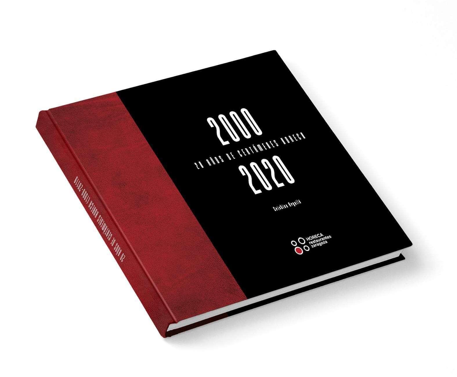 Libro aniversario de Horeca