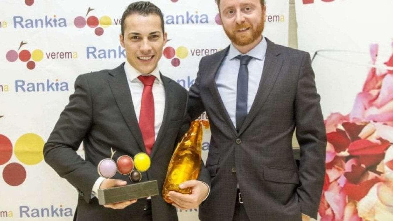 Mugaritz, Mejor Tratamiento del Vino en España 2017
