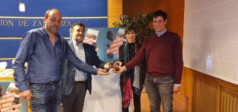 IV edición de la Feria de l Trufa en Vera de Moncayo