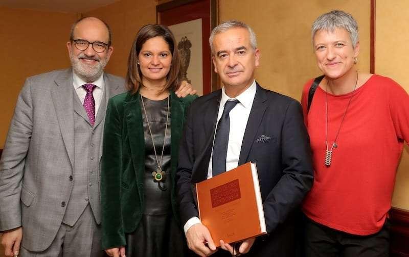 El Libro de Oro de la Cocina Aragonesa gana el Gourmand World Cookbook Awards al mejor libro en español, en la categoría 'Cocina Local'.